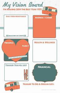56 best images about vision board ideas on pinterest With vision board templates free