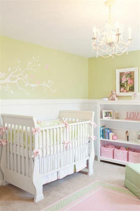 chambre bébé chambre bebe fille vert paihhi com