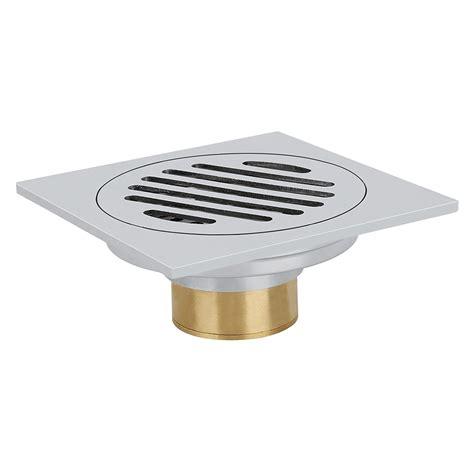Stainless Steel Floor Drainage Shower Trap Shower Drain 10