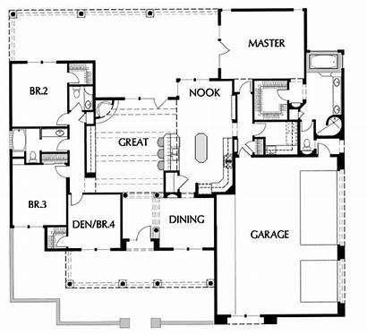Plan Floor Plans Drawing Kitchen Site Drawings