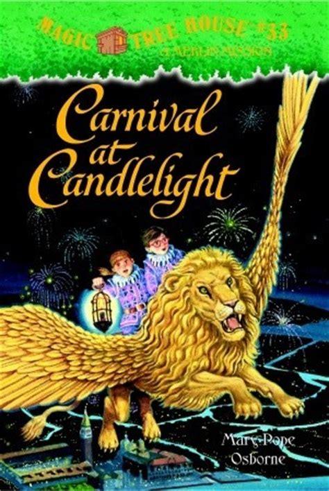 carnival  candlelight magic tree house   mary