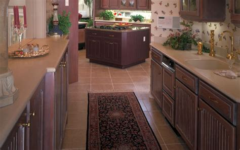 Finding The Right Kitchen Floor Plans Galley Kitchen House