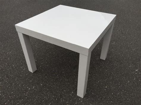 ikea tisch stühle wei 223 er ikea tisch bxlxh 55x55x45cm wohnzimmer schlafzimmer beistelltisch in zirndorf