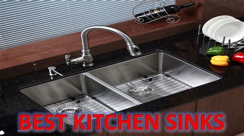 top stainless steel kitchen sinks best kitchen sinks 2017 top 5 best stainless steel sinks 9493