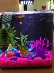 Ideas For Fish Tank by My Themed Fish Tank For The Home Fish Tank
