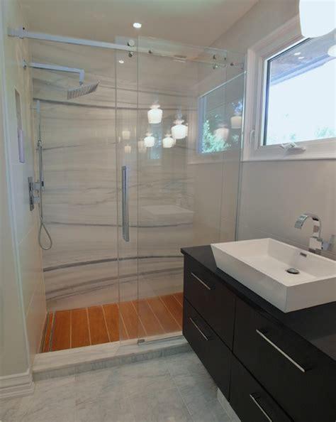 merali split level contemporary bathroom ottawa