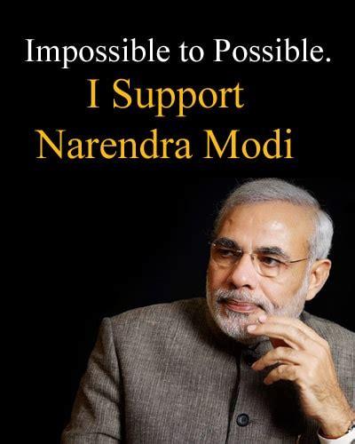 support narendra modi facebook whatsapp status images
