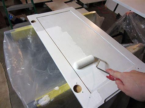 DIY Kitchen Renovation: Painting a Pantry Door White