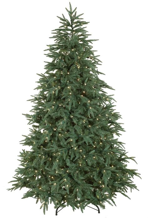 aspen fir prelit tree christmas lights