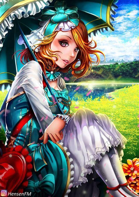 anime mobile legend kagura mobile legends hensenfm by hensenfm deviantart