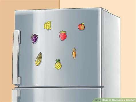 3 Ways to Decorate a Kitchen   wikiHow