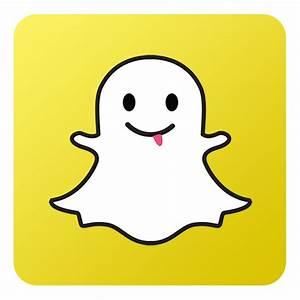 Snapchat Icon | Flat Gradient Social Iconset | limav