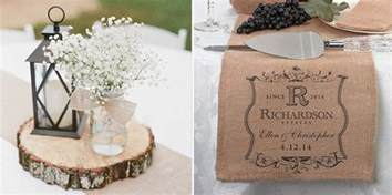 burlap wedding ideas february 2015