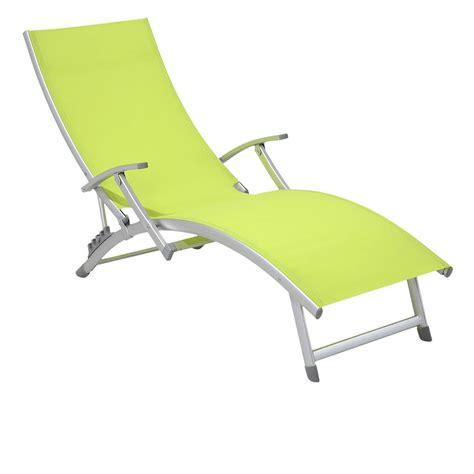 chaise longue transat transat jardin