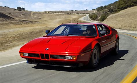 bmw supercar m1 how the bmw m1 supercar almost got a second lease on life