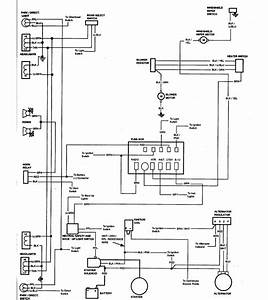 1966 Chevrolet El Camino Wiring Diagram Part 2  61804