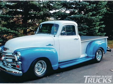 1955 First Series Chevy Gmc Pickup Truck Brothers
