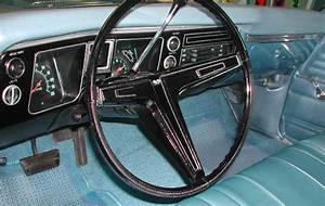 1968 Chevelle Steering Wheels And Door Panels