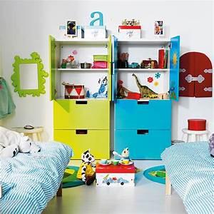 Rangement Chambre Enfant Ikea : nouveaut s ikea les chambres d 39 enfants l 39 honneur ~ Teatrodelosmanantiales.com Idées de Décoration