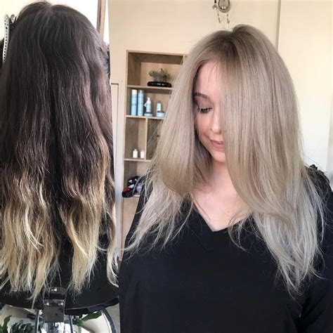 Pin By Heidi Kassfy On Make Overs Lob Haircut Long Hair