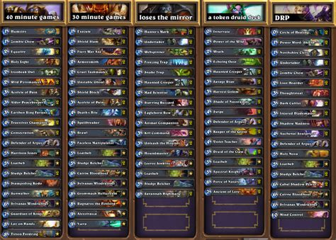 hearthstone deck list hearthstone news rdu beats koyuki in deck wars s2 finals