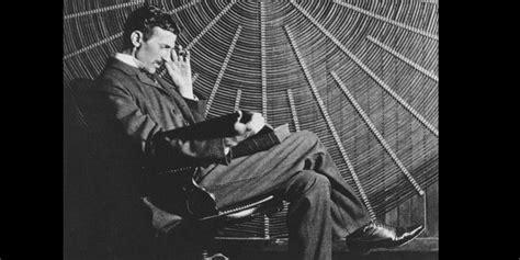 Nikola Tesla Built His Inventions In His Imagination