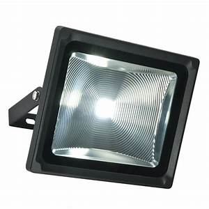 Flood lights for lawn : Olea outdoor led wall flood light