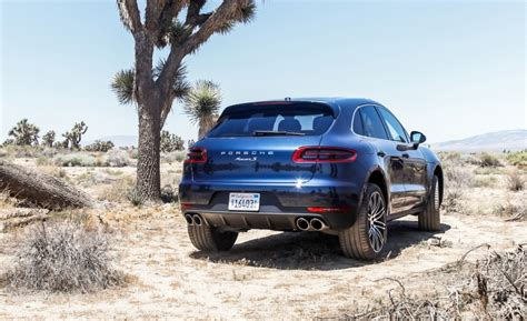 2015 Porsche Macan S Test Numbers And