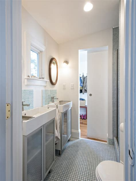 narrow sink design ideas remodel pictures houzz