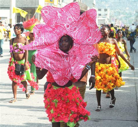 carnevale dei fiori il carnevale dei fiori a haiti il post