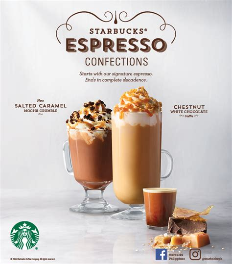 In support of earth hour, starbucks stores in the philippines will be dimming their lights on march 27 from 8:30pm to 9:30pm. Starbucks Philippines introduces two new delectable drinks | Philippine Primer