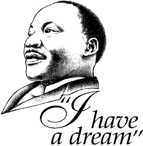 Martin Luther King Clipart Martin Luther King Service Clip Cliparts