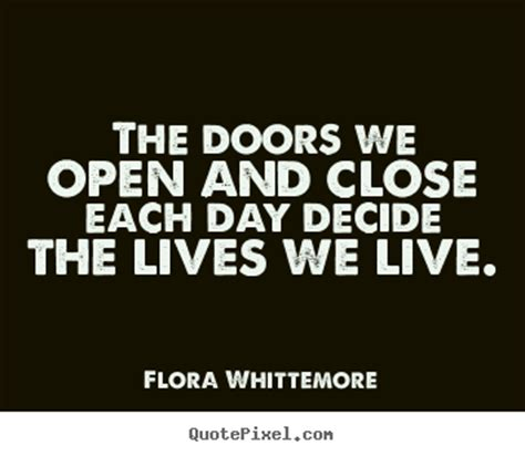 quotes about doors open and closed doors quotes quotesgram