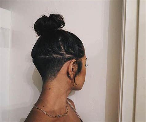 trendy undercut styles  bold women page