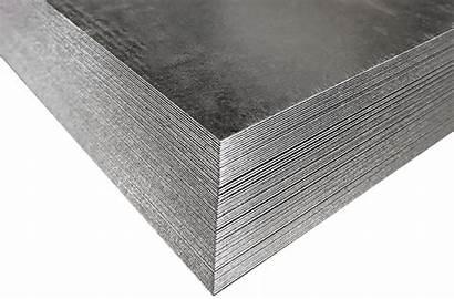 Galvanized Sheets Flat Metal Sheet Conklinmetal Stacked