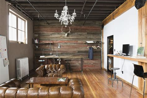 decorate  industrial chic style