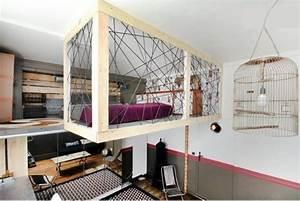 Faire Une Mezzanine : comment construire une mezzanine dans son appartement ~ Melissatoandfro.com Idées de Décoration