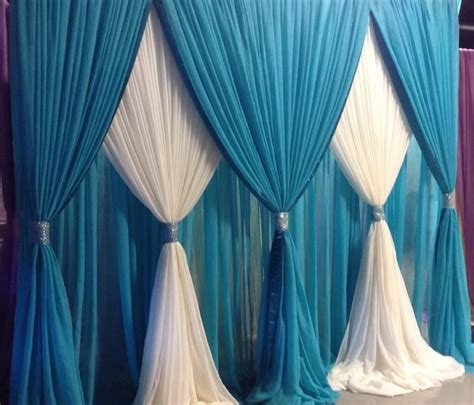 curtain draping ideas pipe and drape backdrop backdrops sweetheart and