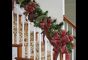 consejos  decorar tu escalera por navidad paperblog
