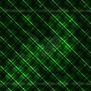 Abstract neon green background vector image