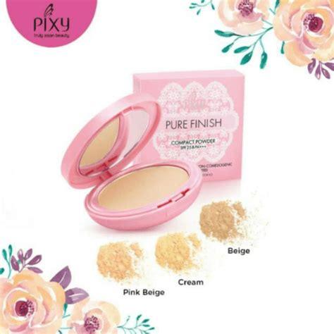 Harga Make Up Merk Pixy harga bedak pixy compact powder finish daftar