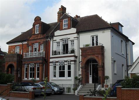Housing In Preston Park Conservation Area, Brighton