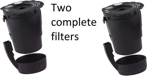 4.3 out of 5 stars with 3673 ratings. Top 10 Recommended Reusable Filter Cup For Keurig - Simple ...