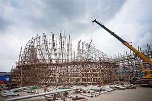 EMBT Spanish Pavilion At Shanghai Expo 2010
