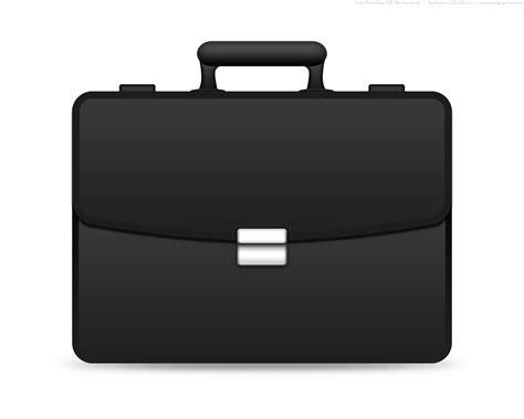 black briefcase icon briefcase black and white clipart clipart suggest