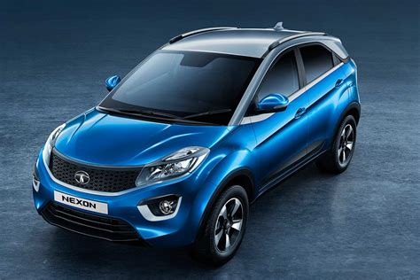tata nexon launched  india priced  inr  lakh