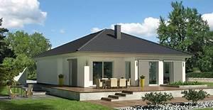 Terrasse Günstig Bauen : bungalow k 95 ytong bausatzhaus ~ Lizthompson.info Haus und Dekorationen