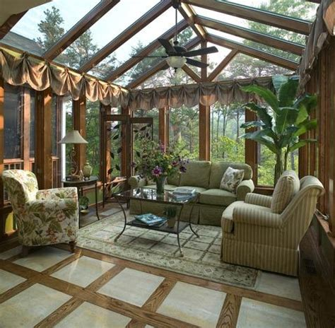 traditional sunroom ideas designs pictures