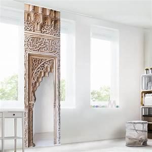 Schiebegardinen Set Günstig : schiebegardinen set alhambra 2 fl chenvorh nge ~ Frokenaadalensverden.com Haus und Dekorationen