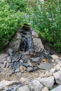 cascade bassin fontaine realisation accueil design et With affiche chambre bébé avec pot de fleur exterieur leroy merlin